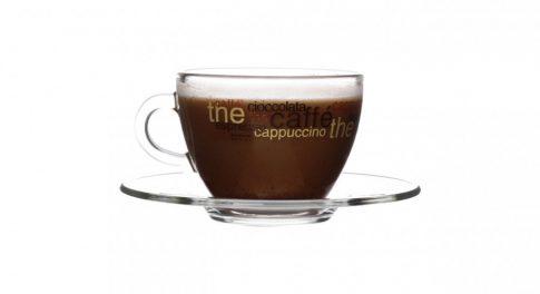 Capuccino készlet BRAZIL PABLO (4+4) 225ml L83890