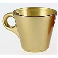 Kávéscsésze NADIA METAL GOLD 6db 80ml M73520 KIF
