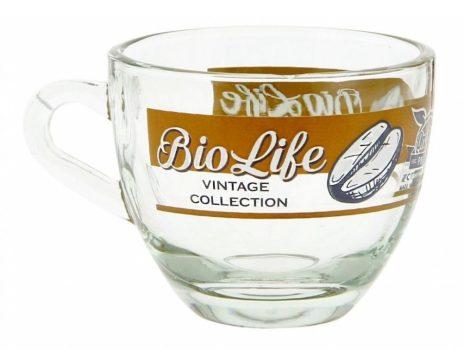 Kávéscsésze BRAZIL LIFE 6db 75ml M80270