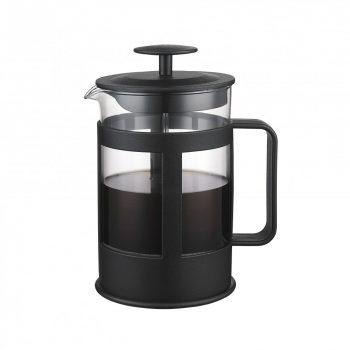 Kávé, tea készítő 1000ml üveg/PP fedéllel, filterrel Happy Cooking RS-1153