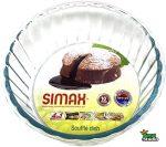 Szuflé hőálló sütőtál 1,9L SIMAX 6606