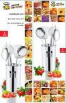 Szervírozó szett 5+1r.  Happy Cooking RM RS-1027