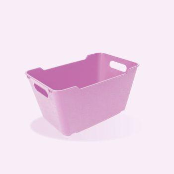 Tároló doboz O füllel 29,5x19x15cm 6,0L LOTTA LILA 1091150