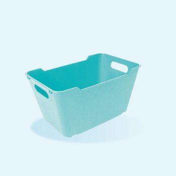 Tároló doboz O füllel 29,5x19x15cm 6,0L LOTTA KÉK 1091166