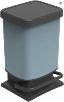 Szemetes pedálos R 20L 29,3x26,6x45,7cm PASO HIPSTER Horizont Kék 1754006161PC