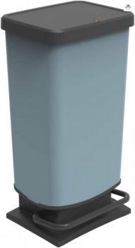 Szemetes pedálos R 40L 35,3x29,5x67,6cm PASO HIPSTER Horizon Kék 1754106161PC
