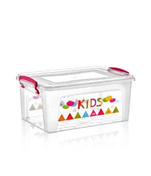 Tároló doboz D 9,0L 35,8x23x16cm Niche 30264