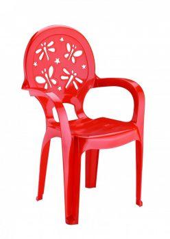 Gyerek szék karfás 37,5x28x60cm 312