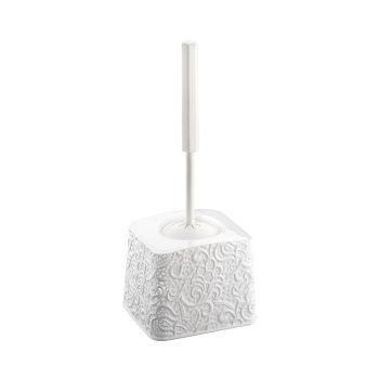 WC kefe csipkés 12x15x35cm 333