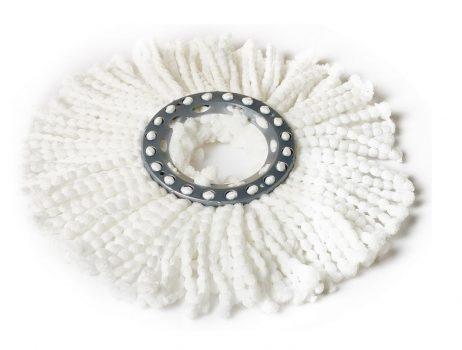 Padlófelmosó mikroszálas mop, kerek pót fej Twister (ÚJ) ZP 187