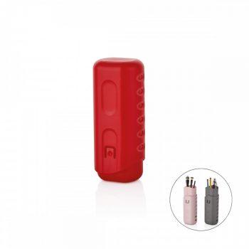 Fogkefe-fogkrémtartó 14x5,5x5,0cm Multifunkcionális L-698