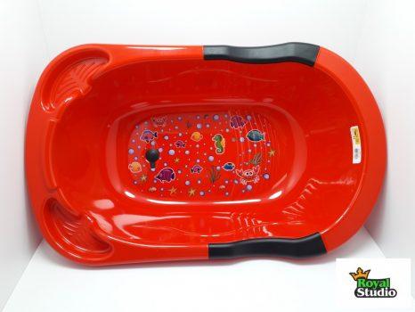 Baba fürdőkád 35L 80x48x21cm PIROS CM-215