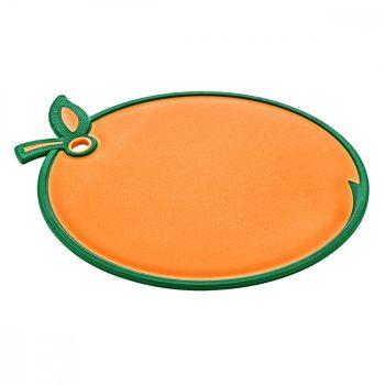 Vágódeszka narancs alakú 27,5x32,5cm DC-720