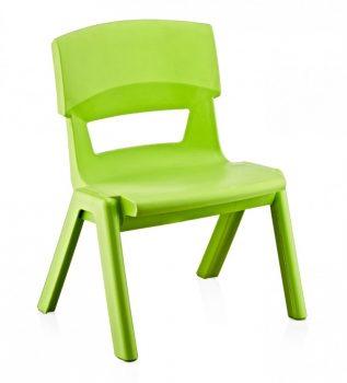 Gyerek szék 33x25x48cm ZÖLD CM-500