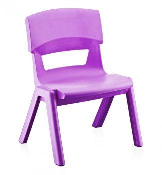 Gyerek szék 33x25x48cm LILA CM-500