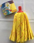 MOP fej mikroszálas sárga (30%) Happy Cleaning RS-1121