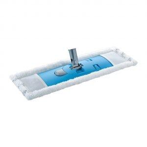 Padlófelmosó mikroszálas mop, szögletes (nyéllel) 2601208