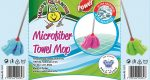 MOP fej mikroszálas 110g Happy Cleaning RS-1257