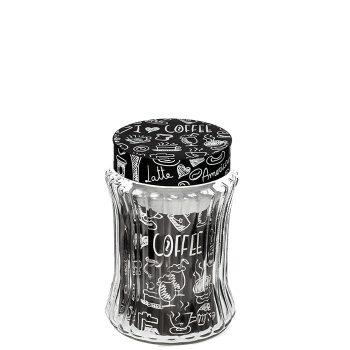 Fűszertartó üvegből 1,25L Dombornyomott 144004-000