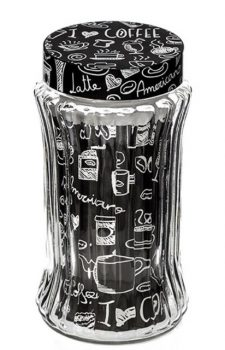 Fűszertartó üvegből 1,55L Dombornyomott 144007-000
