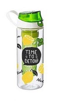 Kulacs 0,65L Fruit Citrom-Detox 161558-001