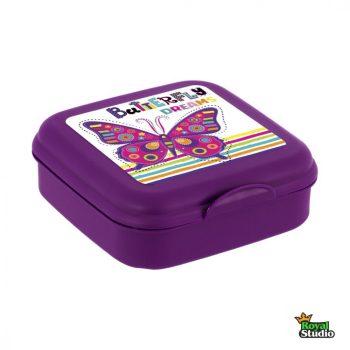 Uzsonnás doboz kicsi Butterfly 161457-001