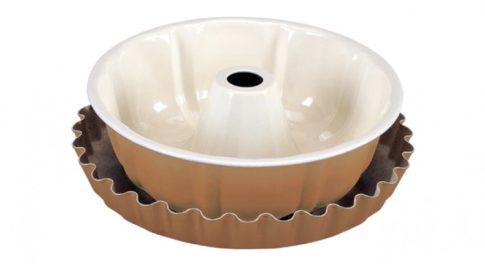 Sütőforma klt. kerámia bev. 25x8,3+28x3,5cm RL-CP2