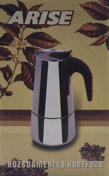 Kávéfőző 4 személyes RM KPS-400