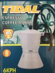 Kávéfőző INDUKCIÓS 6KPH