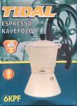 Kávéfőző INDUKCIÓS 6KPF