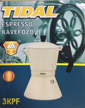 Kávéfőző INDUKCIÓS 3KPF