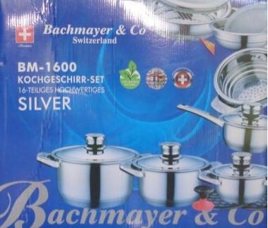 Edénykészlet PH 16r. RM BACHMAYER BM-1600