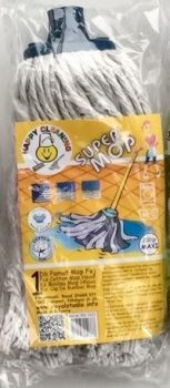 MOP fej pamut 200g Maxi Happy Cleaning RS-1023