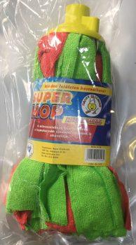 MOP fej mikroszálas színes Happy Cleaning RS-1179