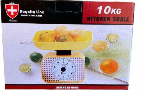 Konyhai mérleg Digitális (3kg-ig) ZLN7697