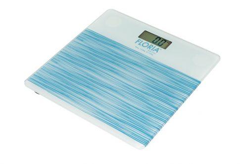 Fürdőszobai mérleg (150kg-ig) LCD kijelző ZLN7680